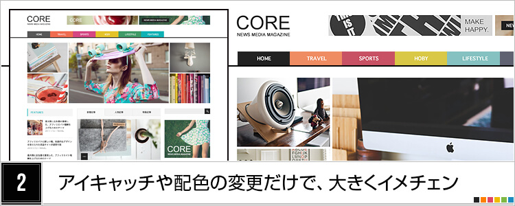 「CORE(tcd027)」Part2